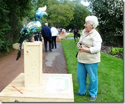 botanics norma and big bird