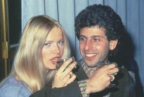Ilona Staller giovane e Riccardo Schicchi