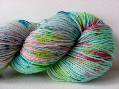 Cakewalk yarn 2