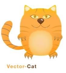 vector-cat
