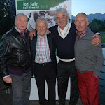 Am Golfplatz - Toni Sailer Golf Memorial 2012