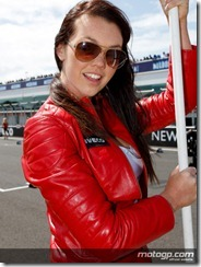 Paddock Girls Iveco Australian Grand Prix 16 October 2011 Phillip Island Australia (22)