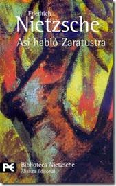 Así habló Zaratrusta