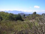 The Mutis mountains as seen from the track to Fatu Timau (Daniel Quinn, August 2011)