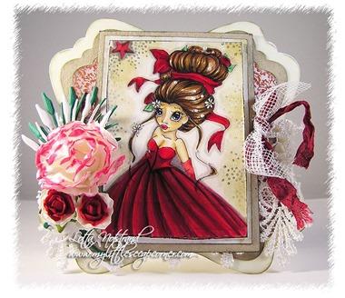 Lotta - ribbon, lace or twine