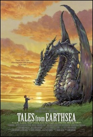 Tales from Earthsea - poster