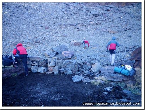 Picon de Jerez 3090m, Puntal de Juntillas y Cerro Pelao 3181m (Sierra Nevada) (Isra) 2726