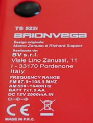 Brionvega TS 522