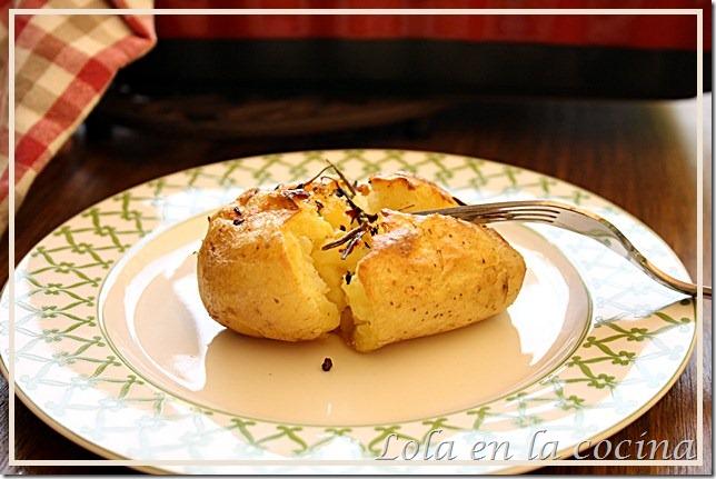 patatas asadas 5