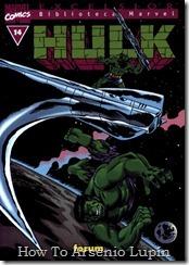 P00014 - Biblioteca Marvel - Hulk #14