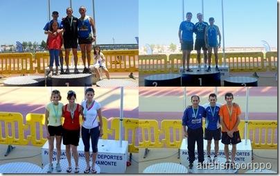 Campeonato de Andalucia de Veteranos AL 2011 (Ayamonte)