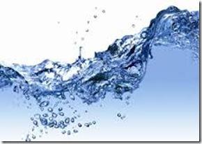 água e vida