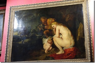 Rockoxhuis ロコックスハウス(美術館)Venus Frigida<br /><br />Peter Paul Rubens<br />(Siegen 1577 – Antwerp 1640)