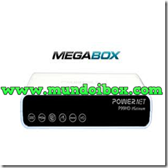 MEGABOX POWER NET P99 HD PLATINUM