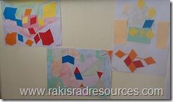 Teaching Geometry Through Abastract Art