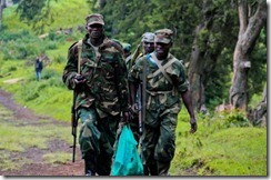 Ntaganda troops