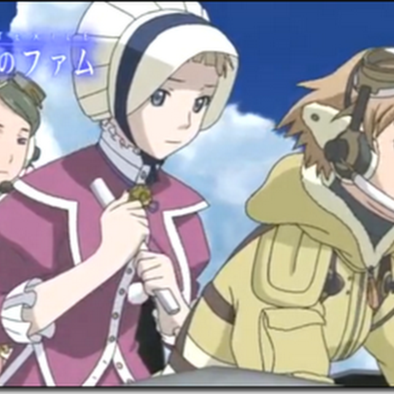 Last Exile: Fam, The Silver Wing (Episode 2 review)