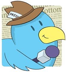 Jornalistas brasileiros preferem o Twitter