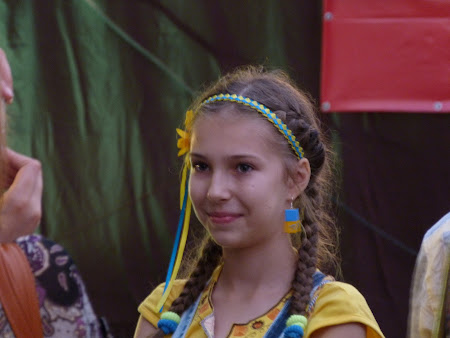 Cute Ukrainean girl