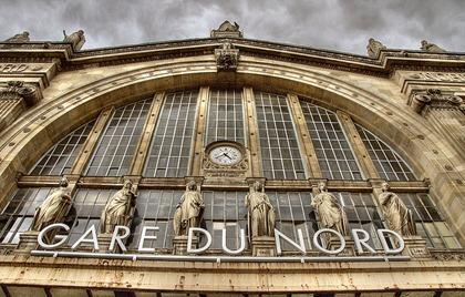 Gare du Nord, Paris 009