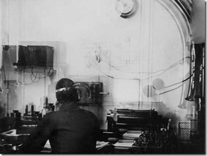 Titanic Marconi Room.