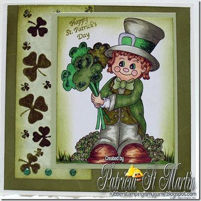 Just a little Irish 2012 DD