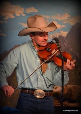Matt, the fiddler