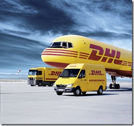 dhl fleet, dhl china, dhl vietnam