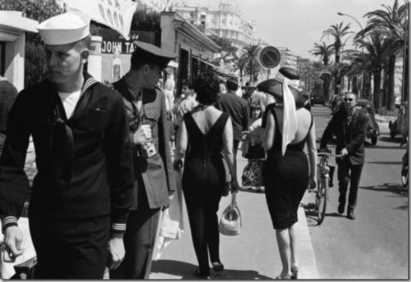 cannes film festival - paul schutzer, 1962.