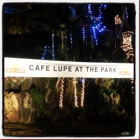 cafe Lupe