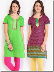 Anouk Women Clothing: Get Flat 70% off Starting from Rs. 209 only