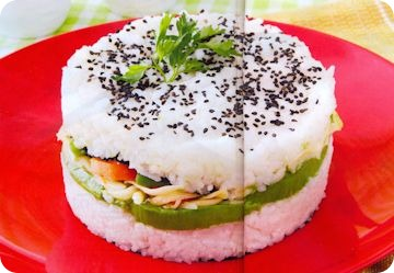 Pastel Sushi