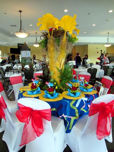 Suessical Tree 2013 TableTalk Ideas in Bloom