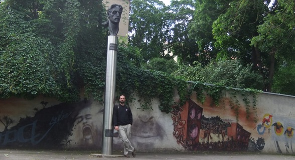 Frank Zappa en Vilna