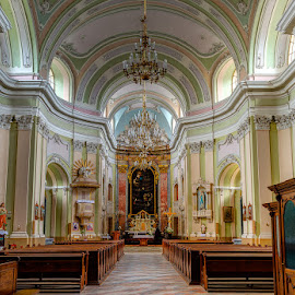 Roman Catholic Church, Romania by Matthew Haines - Buildings & Architecture Places of Worship