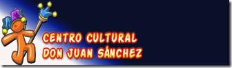 Logo Centro Cultural Don Juan Sánchez