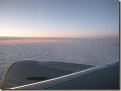 Sunrise over France (Small)