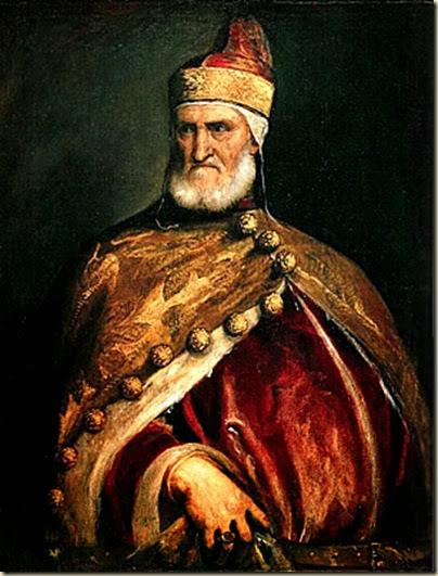 Portrait du doge Andrea Gritti, Titien