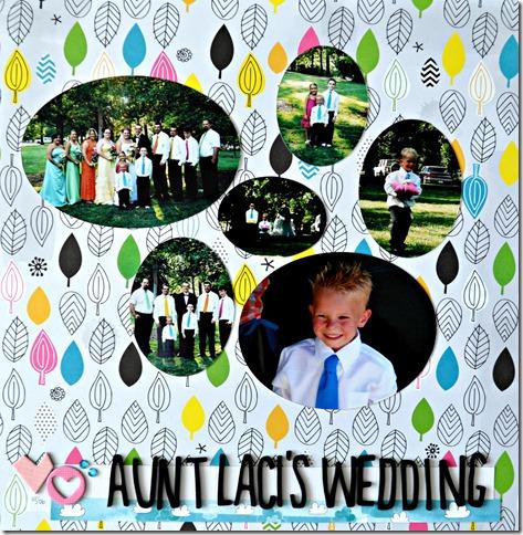 Aunt Laci's Wedding