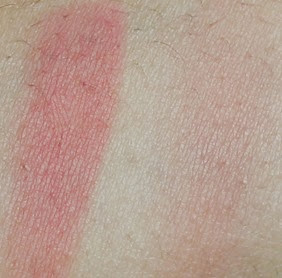 illamasqua blusher in hussy swatch review