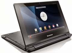 Lenovo IdeaPad A10 – 10 inch Touch Screen Laptop/Tablet Hybrid with Android