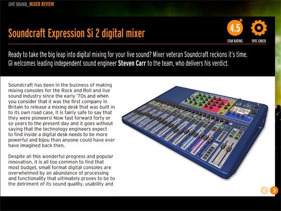 Soundcraft ESiDM 560