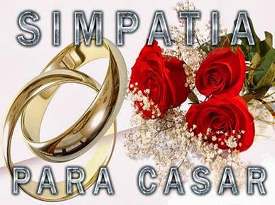 Feitiço para casar - Oferenda para o Casamento