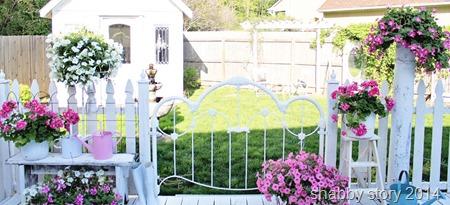 deck railing shabby story 2014