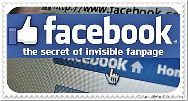 Hidden Facebook Fan Page Secret