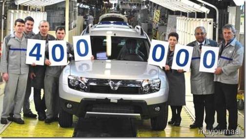 400000 x Dacia Duster 01