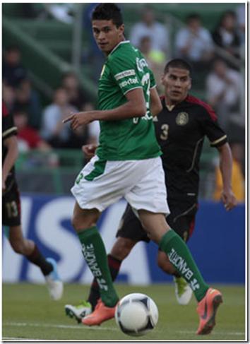 León - Selección Olímpica