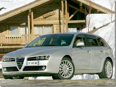 Alfa Romeo 159 Sportwagon 10