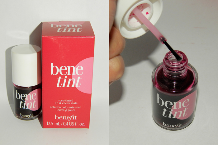 Benetint lip and cheek stain 3-tile