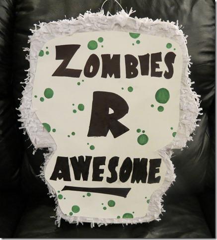 Zombie Pinata 2